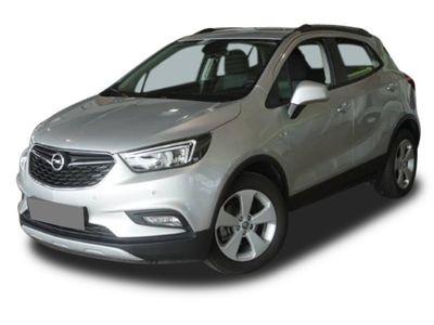 gebraucht Opel Mokka X MokkaEdition 1.4 Turbo Navi Klimaaut Tempomat