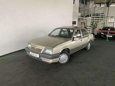 gebraucht Opel Ascona C 2.Hand H-Zulassung Gutachten Automatik