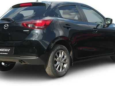 gebraucht Mazda 2 2 SKYACTIV-G 90 Aut. EXCLUSIVE TOU-P1 NAV NAVI