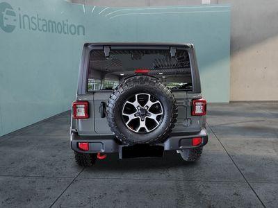 gebraucht Jeep Wrangler WranglerMY21 Rubicon 2.0l T-GDI 4x4 TECH-P./LED