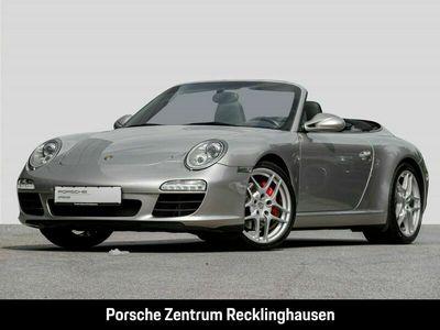 gebraucht Porsche 911 Carrera S Cabriolet 997 Bose