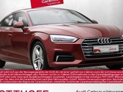 gebraucht Audi A5 Sportback 2.0 q. TDi sport S-line DAB Navi St