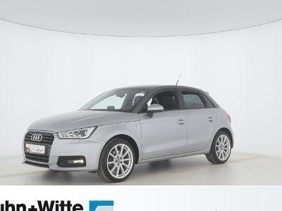 gebraucht Audi A1 Sportback Sport 1.4 TFSI S Line Sportpaket Plus*Navi*Xenon*Sitzheizung