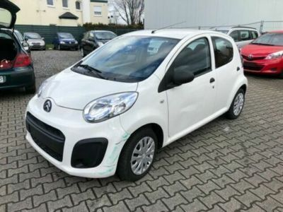 used Citroën C1 Attraction+1.Hand*nur 70tkm*Isofix*ESP*Airbag