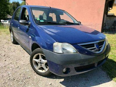 gebraucht Dacia Logan 1.4MPI 2005 * tüv 04/21 * Fah...
