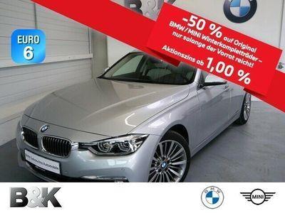 gebraucht BMW 340 i Touring Bluetooth Navi LED Vollleder Klima