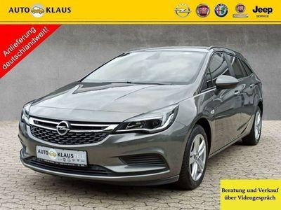 gebraucht Opel Astra ST 1.4 Turbo Edition Klima+Einparkhilfe