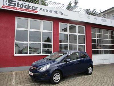 gebraucht Opel Corsa D Selection, Klima, CD, MP3