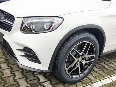 gebraucht Mercedes GLC250 d 4MATIC Coupé AMG line 360Kam Park-Assi