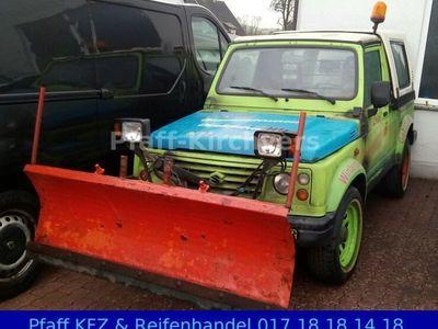 gebraucht Suzuki Samurai SJ4x4 Pick - Up Diesel Winterdienst