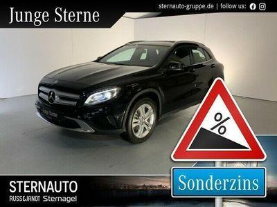 gebraucht Mercedes GLA250 4M Urban Automatik Bi-Xenon