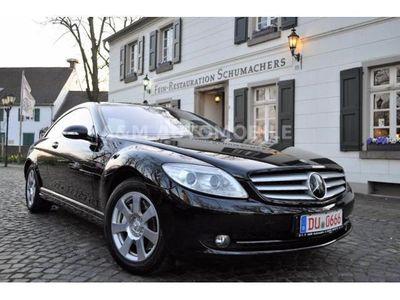 gebraucht Mercedes CL500 *NIGHT VISION* *KEYLESS GO*
