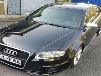 gebraucht Audi RS4 Grundausstattung