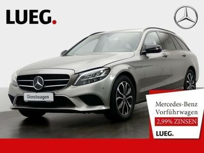 gebraucht Mercedes C160 T Avantgarde+Night+LED+AHK+Navi+PDC