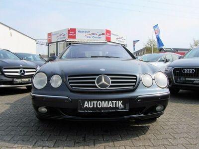 gebraucht Mercedes 500 CL-Coupe*Scheckheft*Xenon*Schiebedach*Bose