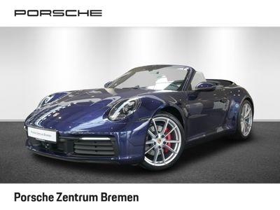 gebraucht Porsche 911 Carrera S Cabriolet 992 Klimasitze ACC BOSE