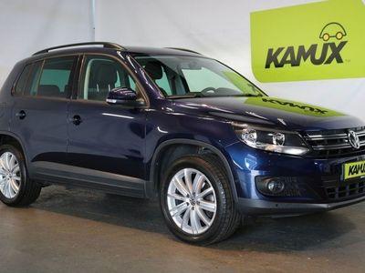 gebraucht VW Tiguan 1.4 TSi Trend & Fun +Navi +PDC +Bluetooth +Erste Hand