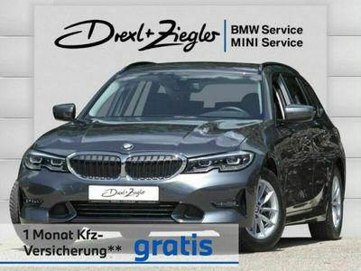 gebraucht BMW 320 d Tour MH Sport AHK DAB LiCoPlus HiFi Komfz