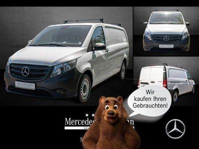 gebraucht Mercedes Vito 114 CDI Kasten Lang Basic/Autom./Klima