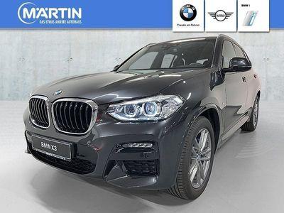 gebraucht BMW X3 xDrive30i M Sport Head-Up HiFi LED RFK Pano.Dach Komfortzg.