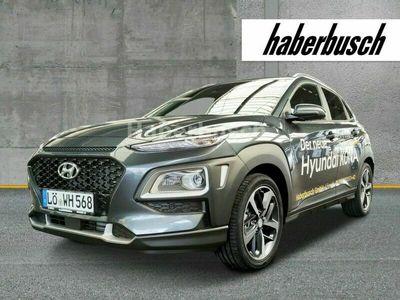 gebraucht Hyundai Kona 1,0 T-GDI 120 PS 6-Gang Advantage+ Navi HUD