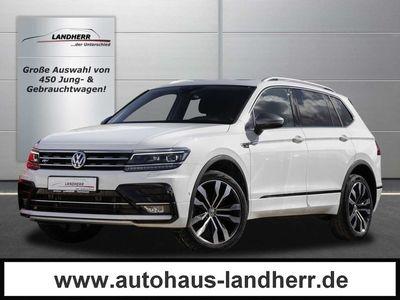 gebraucht VW Tiguan Allspace 4M Highline // R Line/Panorama *6 Jahre Qualitätsversprechen