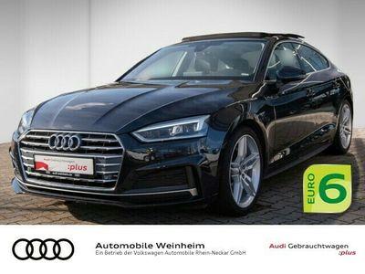 gebraucht Audi A5 Sportback 2.0 TDI 2x S-Line Rückfahrkamera Pano Navi uvm