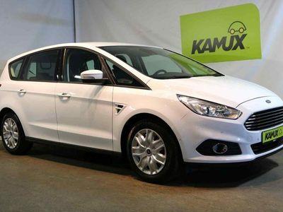 gebraucht Ford S-MAX 2.0 TDCI EU6+Nav+Sportsitze+Business-Paket