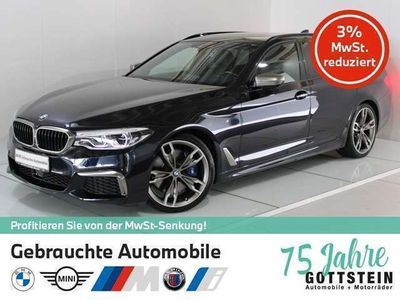 gebraucht BMW 550 d M xDrive Touring Head-Up