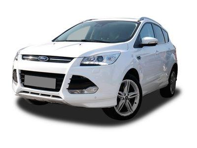 gebraucht Ford Kuga 2.0 TDCi Indiviudual 4x4 StartStopp EURO 6 (Navi X