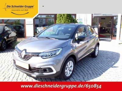 gebraucht Renault Captur ENERGY TCe 90 Limited Deluxe NAVI SHZ PDC
