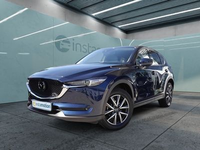 gebraucht Mazda CX-5 CX-52.5 SKYACTIV-G 194 Sports-Line AWD EURO 6d