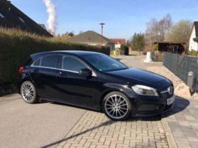 gebraucht Mercedes A180 CDI BE AMG-Line/AMG-Styling