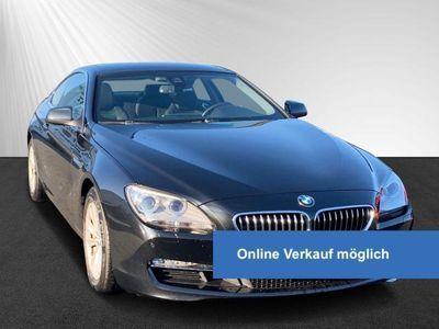 gebraucht BMW 640 d Coupe GSD Standhzg Navi PDC SHZ Sports