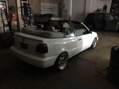 gebraucht VW Golf Cabriolet Vw 3 Us g60,vr6,1.8 Turbo Taus...