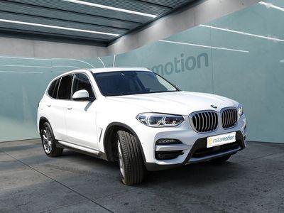 gebraucht BMW X3 X3xDrive 20iA X-Line STANDHZ+LEDER+NAVI+HUD+H/K