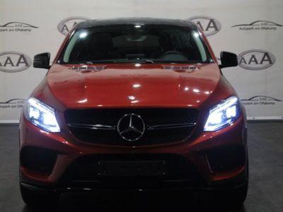 gebraucht Mercedes GLE350 d Coupe 4Matic AMG 360°Kamera Night