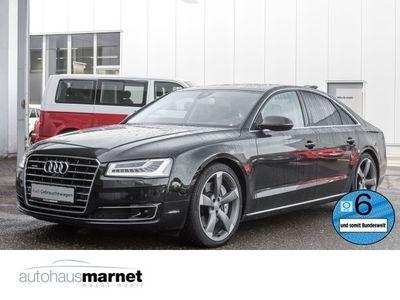 gebraucht Audi A8 4.2 TDI quattro Navi Matrix Schiebedach Umgebungskamera Standhzg 8-Gang