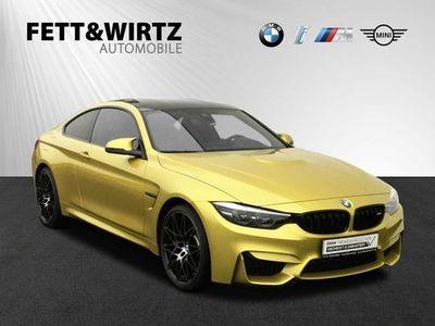 gebraucht BMW M4 Coupe LR 775,- br.o.Anz 42Mon/10''km p.A