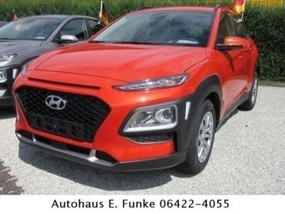 gebraucht Hyundai Kona 1.0 Turbo Benzin Select Klima Bluetooth