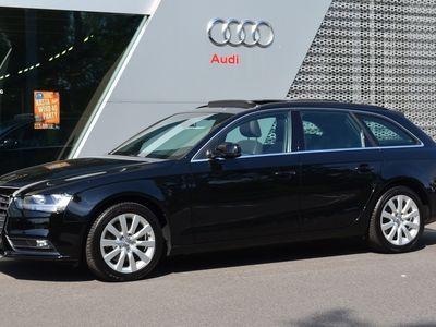 used Audi A4 Avant Ambiente 2.0 TDI 130 kW (177 PS) 6-Gang