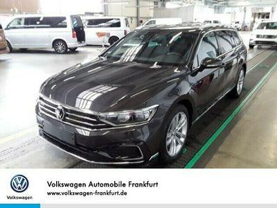 "gebraucht VW Passat Variant 1.4 TSI GTE DSG Alu18"" AHK Navi L"