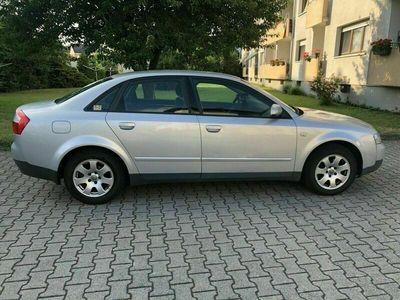 gebraucht Audi A4 / 2.0 / Auto / Klima / Xenon / US...