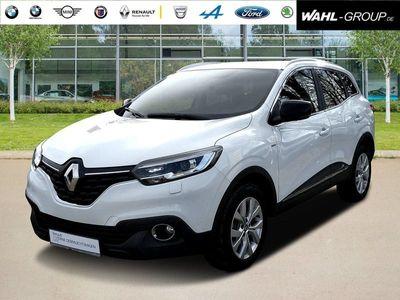 gebraucht Renault Kadjar Lim.Deluxe TCe 140 GPF ABS Fahrerairbag E Limited