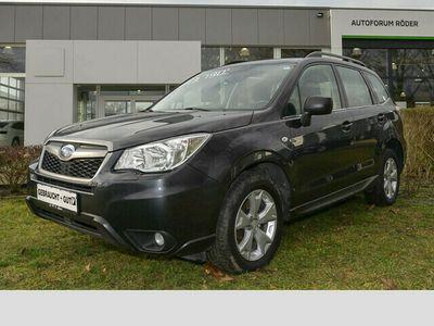 gebraucht Subaru Forester 2,0D *AHK Automatik* Active