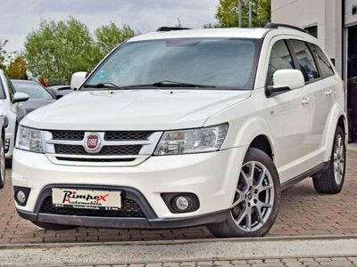 gebraucht Fiat Freemont 2.0 16V Multijet *Alu*Klimaauto.