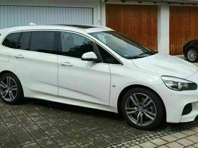 gebraucht BMW 220 d Grand Tourer, Automatic, Navi, M-Sport