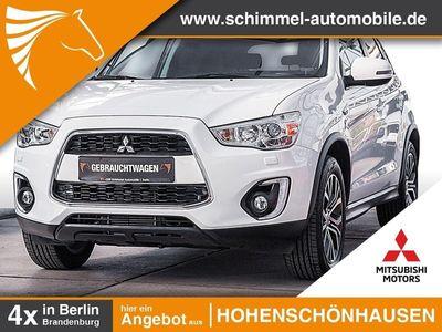 gebraucht Mitsubishi ASX 2.2 DI-D SUV-Star+ 4WD Klima Xenon