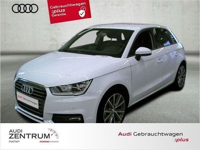 gebraucht Audi A1 Sportback Sport 1.4 TFSI Sitzheizung vorne, Nav