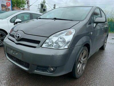 gebraucht Toyota Corolla Verso 2.2-l-D-4D Klimatronic 7 X Sitzer